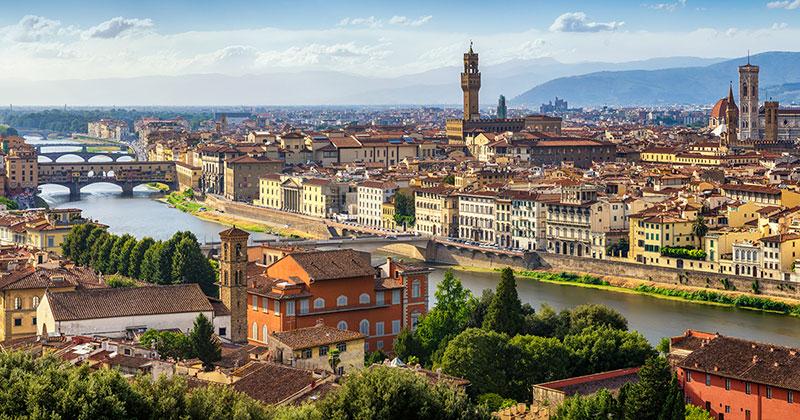 Fakta om Florens