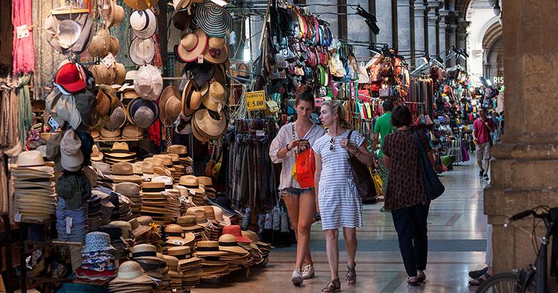 Florens shopping - våra tips